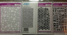 CREATIVE EXPRESSIONS SAM POOLE UNMOUNTED RUBBER STAMPS - OPTIONS AVAILABLE