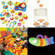 Preschool Safe Colorful Toy Set for Children kids gift Ocean Ball Stuffed Dishes