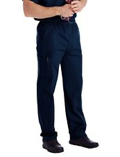 Scrubs Landau Mens Mens Men's Cargo Pant 8555 NAVY
