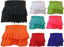 NEW GIRLS WOMENS LADIES HOT MINI RARA SKIRTS HOT CLUB WEAR SKIRTS SIZE UK 8-24