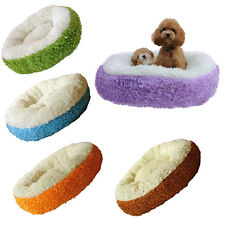 New Pet Dog Cat Puppy Soft Polyester Warm Bed Nest for small to medium breeds