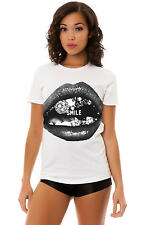 Karmaloop Untitled & Co The Smile Ver 2 Tee White
