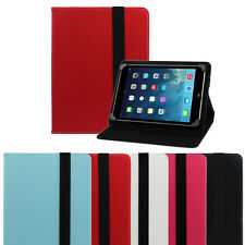 New Universal 8/7 inch Leather Stand Skin Case Cover чехол For PC Android Tablet