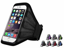 """Sports Running Workout Mesh Armband Outdoor Phone Case Cover for 4.7"""" iPhone 6"""