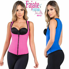 GYM Fitness Women Reversible Vest Fajate Virtual Fat Burner Ultra Sweat Exercise