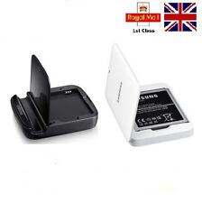 New Extra Battery Kit Charger for SAMSUNG GALAXY S3 S4 S5 Note 2 3 4 + Battery