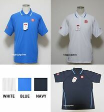 *UNIQLO Novak Djokovic Dry EX Polo Shirt 2015 Australian Open 3Colors Japan