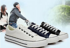 New Style Female Canvas Casual Shoes Low Top Breathable Shoes