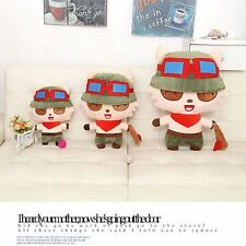 League of Legends Teemo LOL 10''/14'' Toy Action Figure Stuffed Plush Doll TGT15