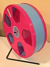 """SUGAR GLIDER WODENT EXERCISE  WHEEL 11"""" WITH NAILTRIMMER TRACK INCLUDED"""