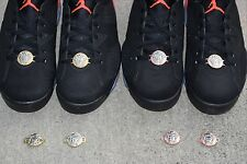 MEDUSA HEAD LACE LOCKS JORDAN AGLET LEBRON YEEZY KOBE SCREW NIKE TIPS LOT MAX