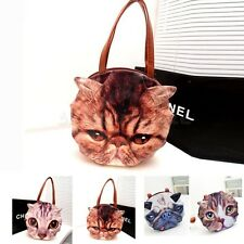 Fashion Cute PU Leather Handbag Outside Shopping Women Girl Shoulder Bag Pouch