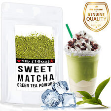 Sweet Matcha Green Tea Powder Frappe/Latte Mix