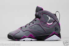 Jordan Retro 7 Valentines Day For The Love of The Game 705417-016 Fuchsia FTLOTG