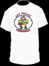 WHITE LOS POLLOS HERMANOS FROM BREAKING BAD WALTER WHITE HEISENBERG JESSIE FUNNY