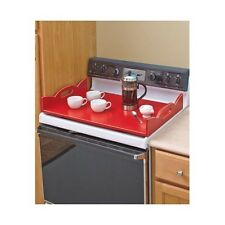 Stove Top Cover / Wooden Serving Tray / Kitchen Burner Covers / Space Saving New