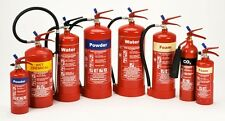 Fire extinguisher CO2 Dry powder Foam car boat caravan workplace safety