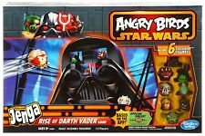 NEW! HASBRO BOARD GAMES ! Angry Birds Star Wars- Children/Family Party Game