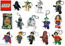Lego - Movie Character LED Torch Keyring Keylight Keychain Figure - Recreation