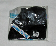 Swimsuits For All Black Brief Style 2230 NWT