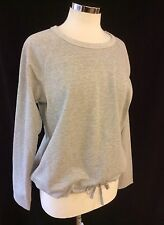 MARL GREY SILVER SPARKLE SWEATER/ JUMPER - SIZE's 8-10-12-14-16-18-20-22