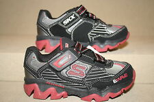 BOYS SKECHERS SUPER-Z SHOES -  SEE LISTING FOR DETAILS/ SIZES (75)