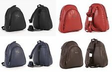 New LORENZ small  womens girls  backpack bag rucksack 3 colours