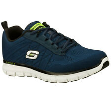 SKECHERS SYNERGY POWER SWITCH 51188NVBK scarpe uomo sportive sneakers ginnastica