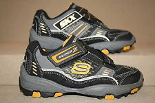 BOYS SKECHERS SKX SUPER Z SHOES -  SEE LISTING FOR SIZES (86)