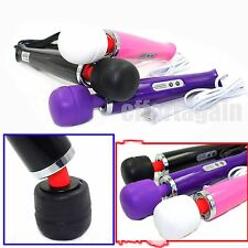 Hot New Magic Electric Wand Massager Vibrating Massage - Hitachi Motor 10 Speed