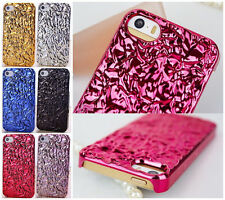 New Marc By Marc Jacobs Aluminum Foil Case for iphone4 4s 5 5s +Free Film