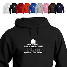 Pug Dog Lover Owner Gift Hoodie HT Arrow Design