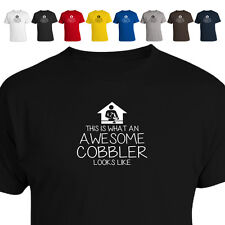 This is What An Awesome Cobbler Tool Looks Like Gift T Shirt 011