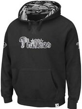 Philadelphia Phillies Majestic Camouflage Mens Pullover Hoodie Big & Tall Sizes