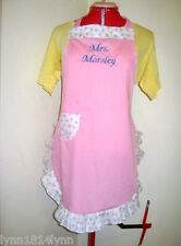 L@@K * MOTHER & DAUGHTER APRON SET Made to order many material & can personalise
