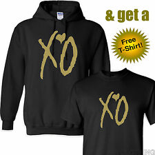 XO the Weeknd drake yolo ovoxo ovo Unisex Hooded Sweatshirt Hoodie XO New
