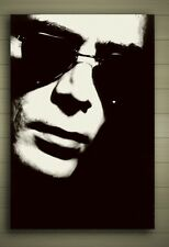 THE SISTERS OF MERCY BOX FRAMED CANVAS POSTER SIZE A1 A2 or A3 ANDREW ELDRITCH