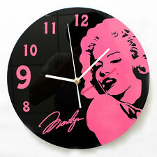 Wall Clock Film Star Marilyn Monroe Commemorative Edition Home Decor Watch Gift