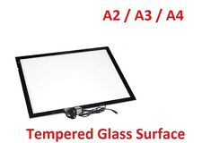A2 A3 A4 Tempered Glass Led Copy Board Scale Drawing Tracing Light Pad Sketch