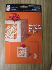 $75.00 $75  NEW HOME DEPOT GIFT CARD NO EXPIRATION ONLINE OR INSTORE