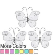 Pink Butterfly decoration craft party wedding bridal shower decor butterflies 3D