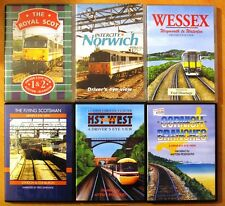 Various Railway DVDs | Diesel & Electric Train Film Collection