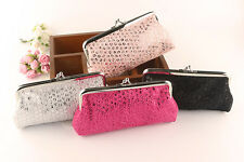 New Women Lovely Style Lady Wallet Hasp Sequins Purse Clutch Bag Fashion Hoc