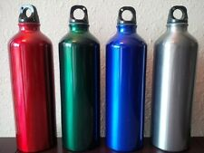 Random Color - Aluminum Water Bottle 250z (750ml) - Eco Friendly and BPA FREE