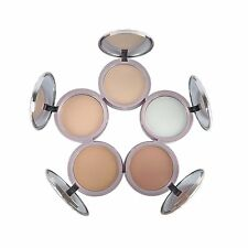New Makeup Powder Pressed Face Foundation Loose Mineral Cosmetic Translucent