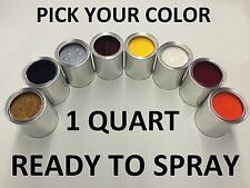 PICK YOUR COLOR - 1 QUART - Ready to Spray Paint for TOYOTA CAR/TRUCK/SUV