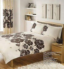Duvet Cover Set With 2 Pillow Cases Bedding Quilt Cover Set Chrysanthemum