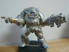 WARHAMMER METAL 8 SPACES MARINES CHAPELAIN TERMINATOR CAPITAINE ROGUE TRADER ERA