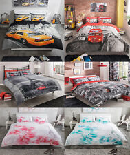 Duvet Cover Set With 2 Pillow Cases Bedding Quilt Cover Set All Sizes Modern