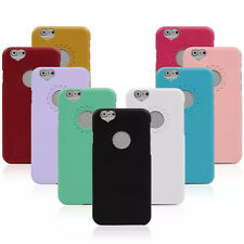 2015 1PC Cute Sweet Peach Heart Ultra Thin Case Cover For iphone 6 4.7 Inch OG